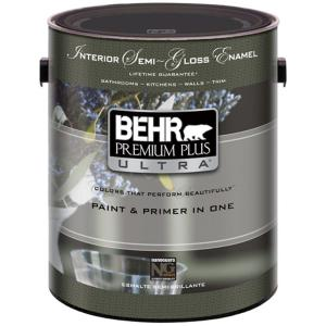 Regular Behr's paint can