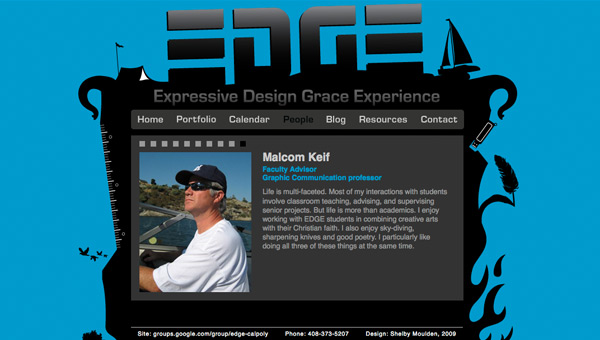 EDGE member profile
